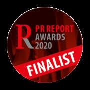 PR Report Awards Finalist